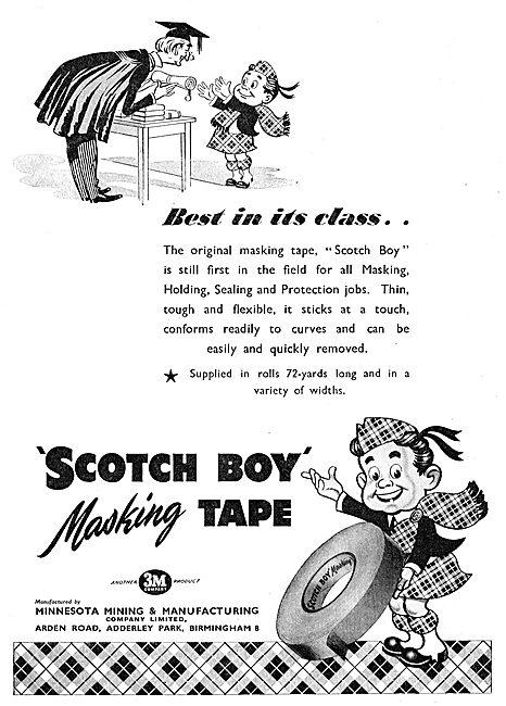 3M Scotch Boy Masking Tape