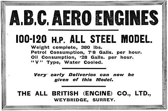 ABC Aircraft Engines