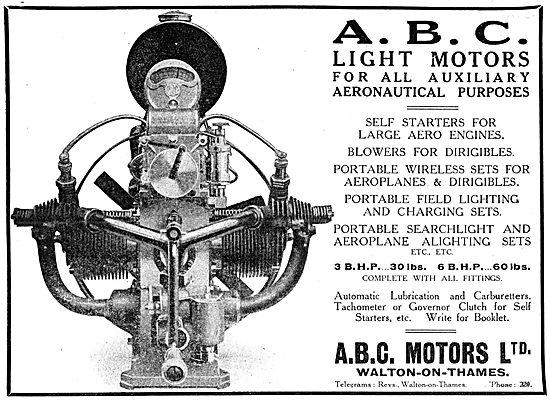 ABC Aero Engine
