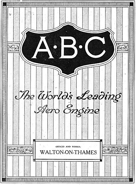 ABC Aero Engines - Walton On Thames