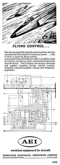 Associated Electrical Industries. A.E.I. Electrical & Control