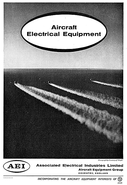 AEI Aircraft Electrical Systems. (Incorporating BTH)
