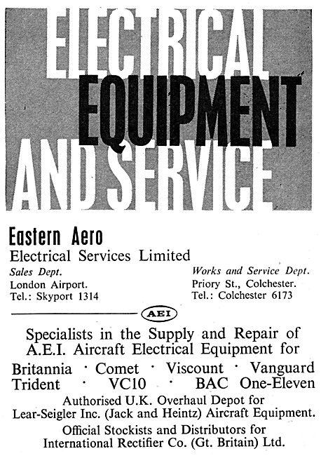 AEI - Eastern Aero