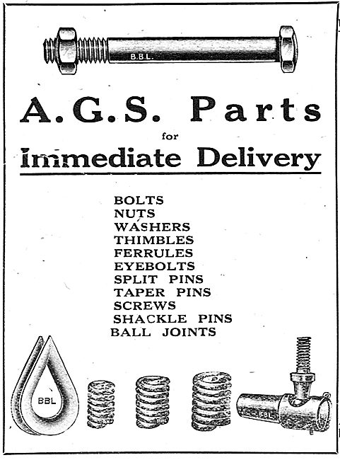 Aeroplane General Sundries Ltd