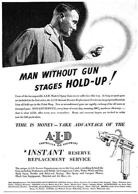 Air Industrial Developments - AID Compressed Air