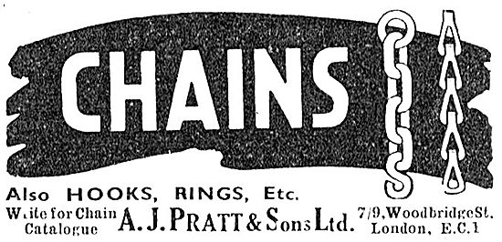 A.J.Pratt & Sons Chains