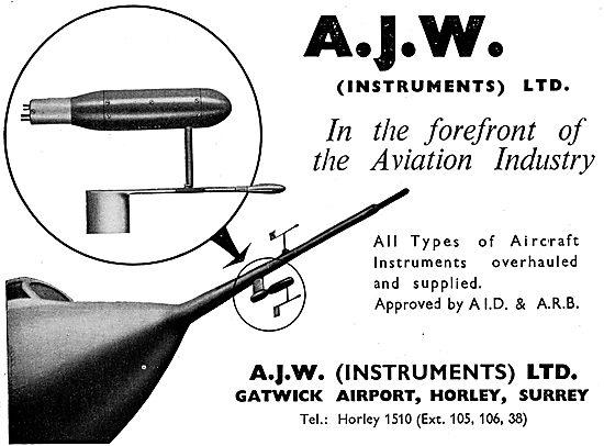 A.J.Walter - A.J.W. Instruments