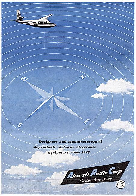 ARC Aircraft Radio Corporation