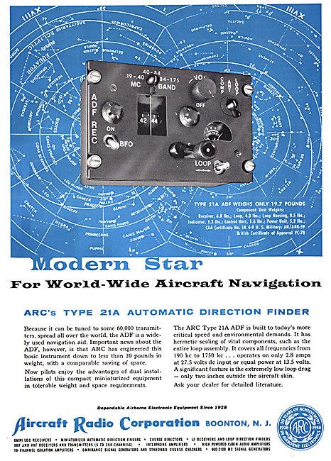ARC Type 21A ADF