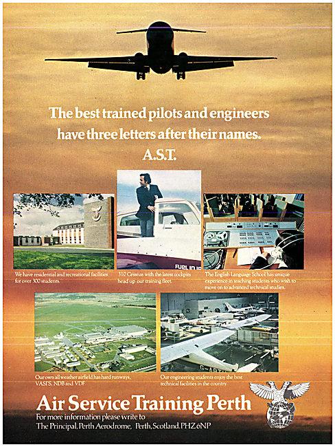 Air Service Training - AST