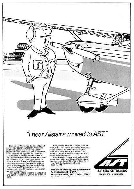 Air Service Training AST Perth