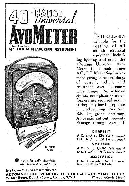 AVO AvoMeter