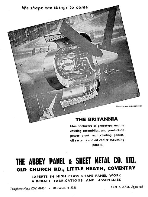 Abbey Panel Sheet Metal Workers