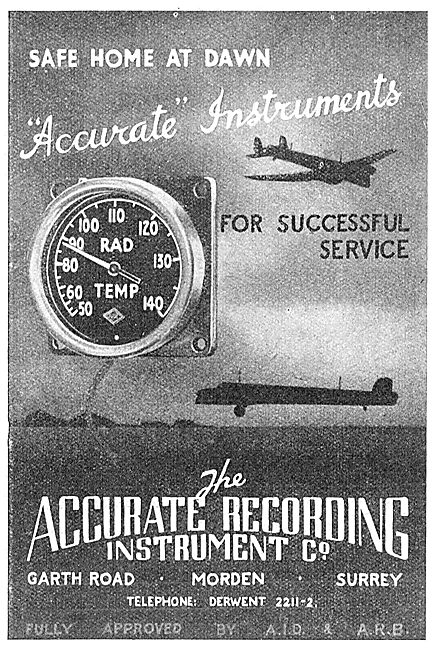 Acuurate ARIC - Radiator Temperature Gauge