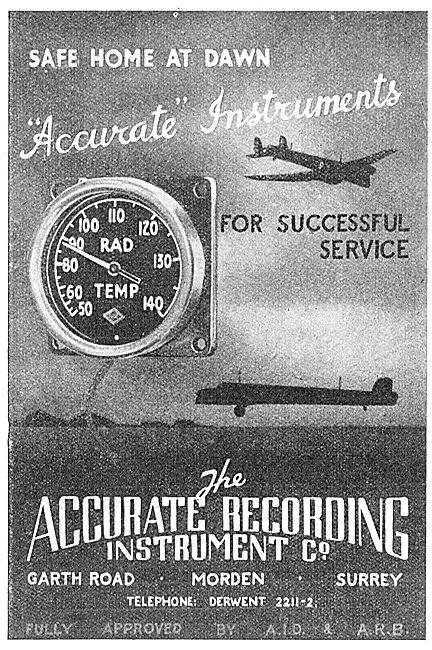 Acuurate ARIC - Radiator Temperature Gauge