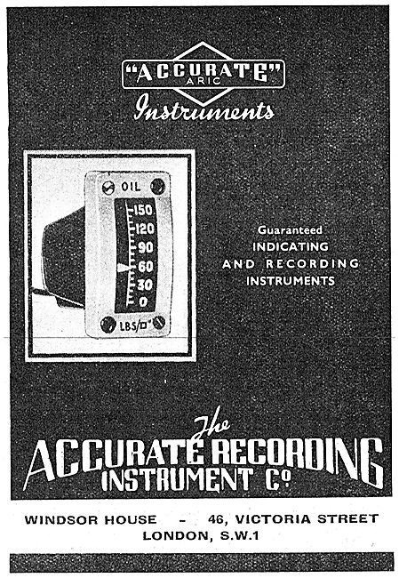 Accurate - ARIC Aircraft Instruments