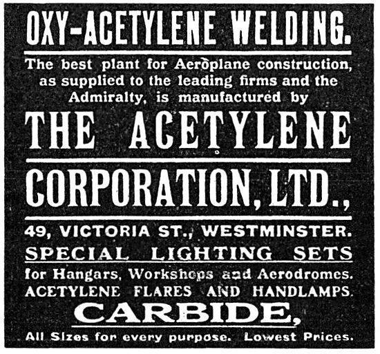 Acetylene Corporation - Carbide