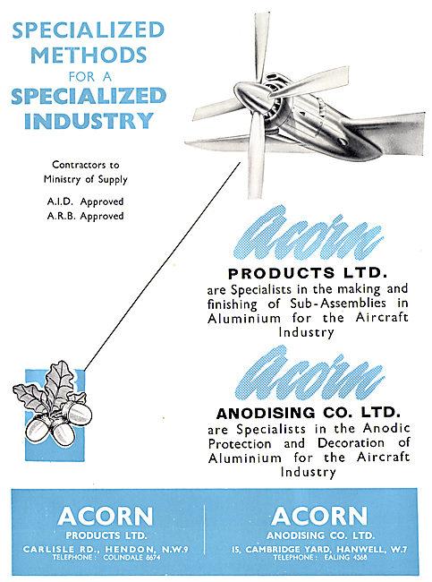 Acorn Anodising