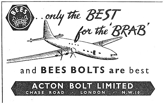 Acton Bolt - BEES Bolts