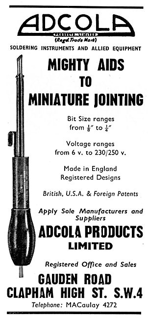 Adcola Soldering Instruments & Accessories