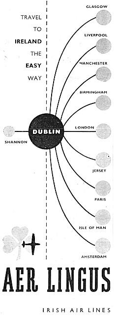 Aer Lingus Irish Air Lines