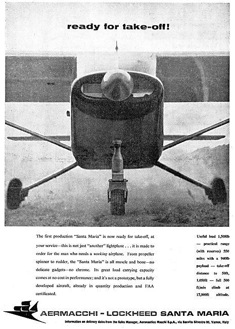 Aermacchi-Lockheed  Santa Maria