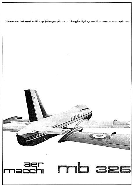 Aer Macchi MB 326