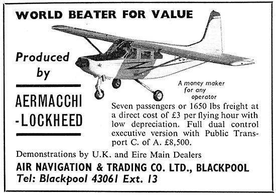 Aer Macchi Lockheed