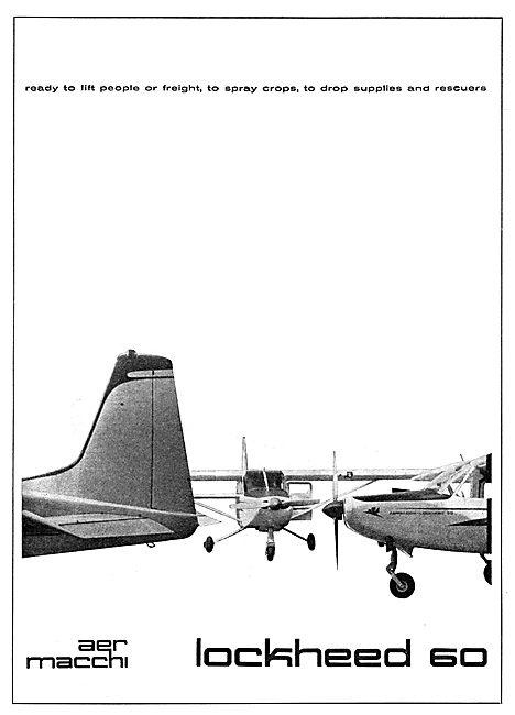 Aer Macchi Lockheed 60