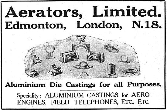 Aerators - Aluminium Die Castings