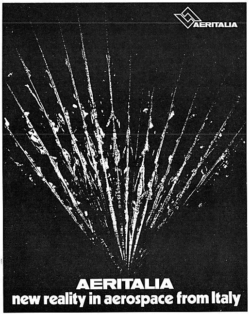 Aeritalia Aerospace 1971