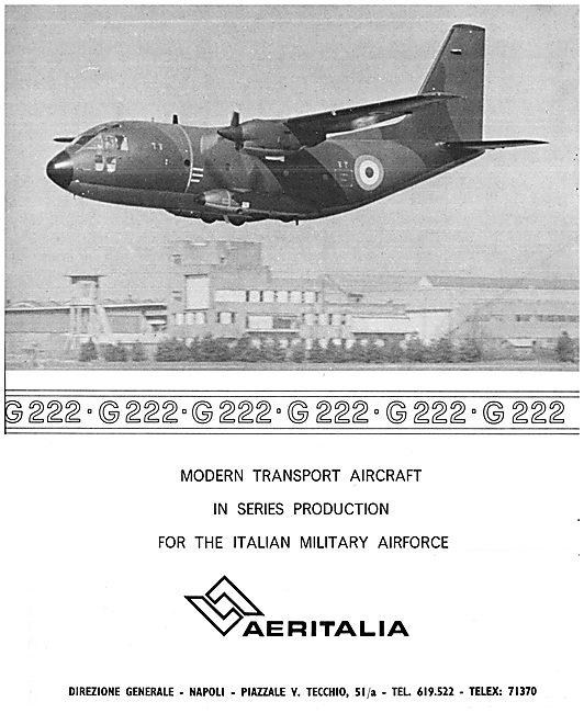 Aeritalia G222