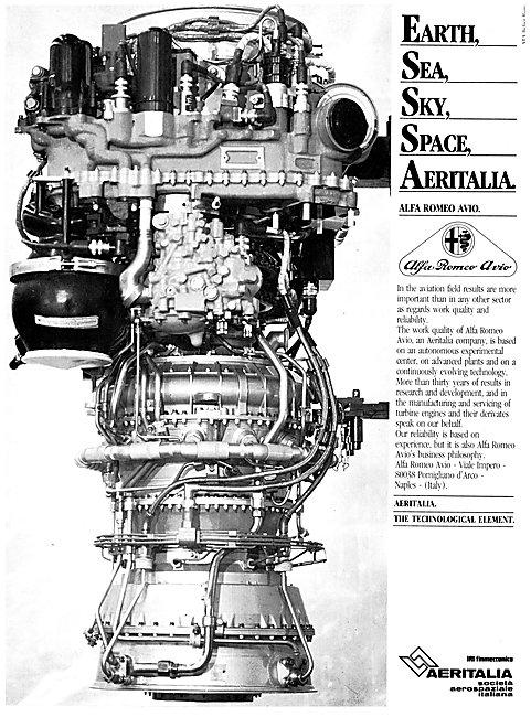 Aeritalia Alfa Romeo Avio