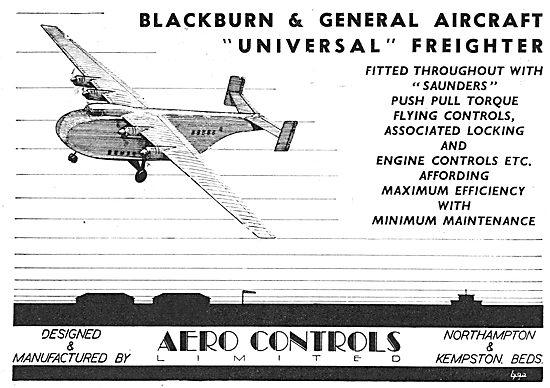 Aero Controls Ltd. Northampton - Aircraft Control Runs