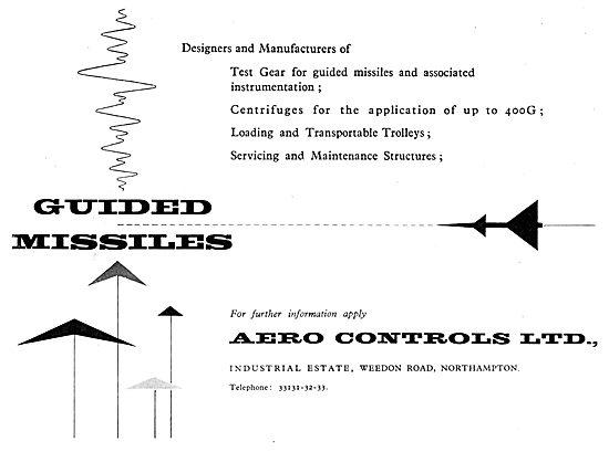 Aero Controls Guided Missile Controls
