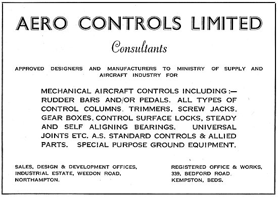 Aero Controls - Aircraft Sales & Engineering Development