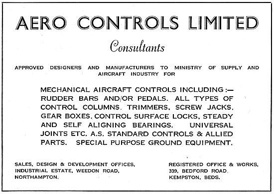 Aero Controls - Aircraft Sales & Engineering Development