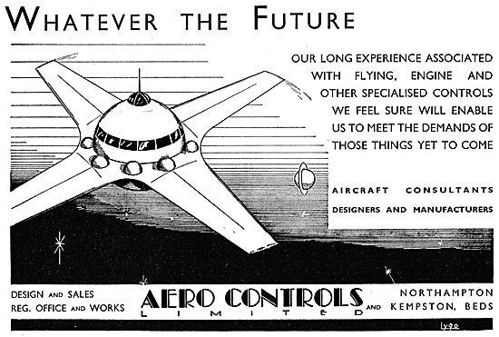 Aero Controls - Aircraft Controls & Engineering Consultancy
