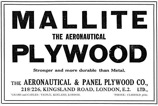 Mallite Plywood