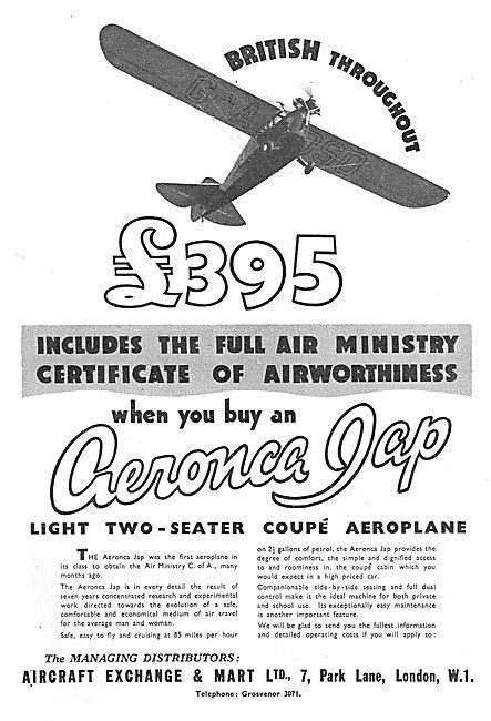 Aeronca JAP