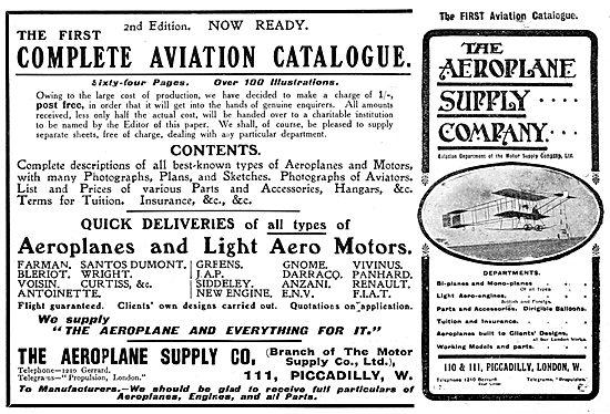 The Aeroplane Supply Company