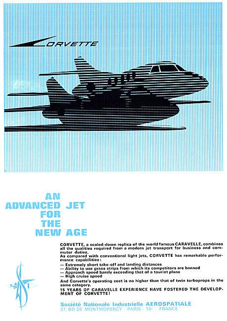Aerospatiale Corvette
