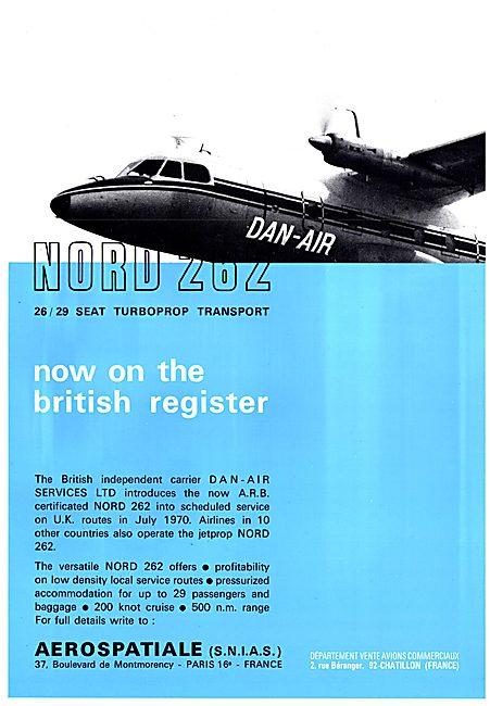 Aerospatiale Nord 262