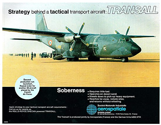 Aerospatiale Transall