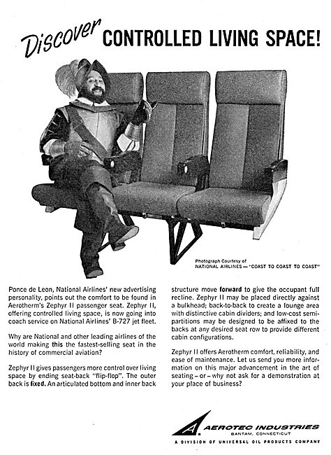 Aerotec Industries - Aircraft Seating