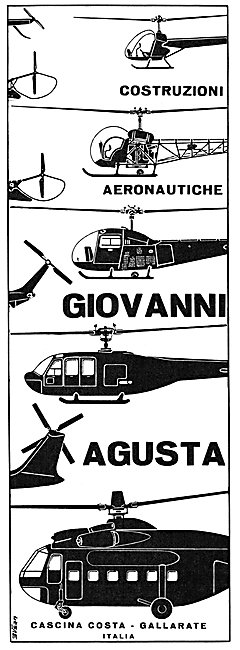 Agusta Helicopters 1960