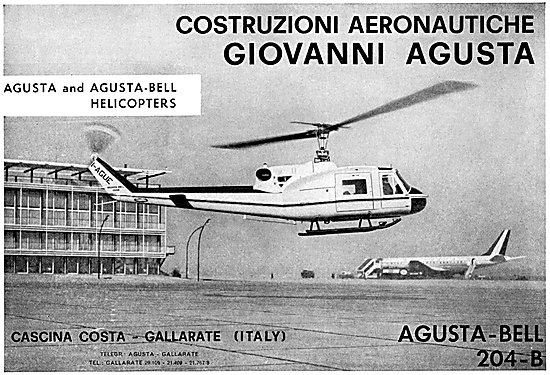 Agusta-Bell Helicopters 1962