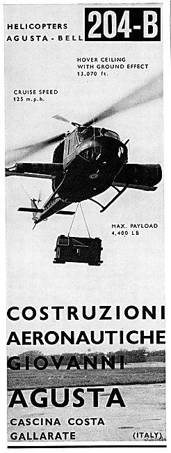 Agusta Bell 204-B