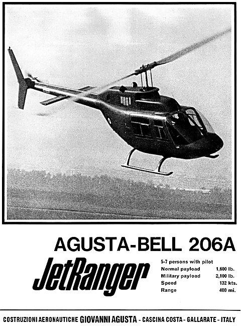 Agusta-Bell 206A Jet Ranger