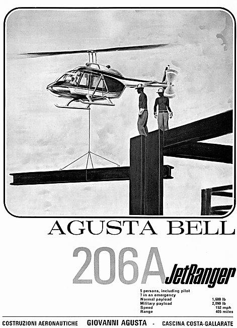 Agusta Bell 206A Jet Ranger